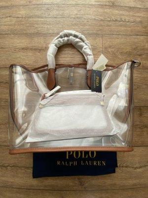 Polo Ralph Lauren bellport shopper Transparente
