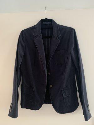 Polo Ralph Lauren Klassischer Blazer blu scuro Cotone