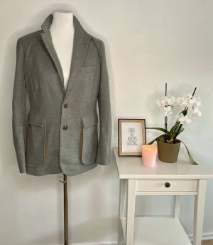 Polo Ralph Lauren Wool Blazer brown-grey