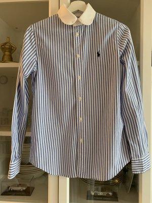 Polo Ralph Lauren Bluse blau weiß gestreift