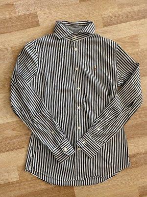 Polo Ralph Lauren Bluse Hemd gestreift 32Slim Stretch