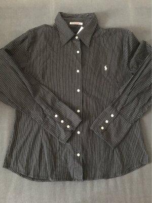 Polo Ralph Lauren, Bluse Hemdbluse Gr. XXXL Gürtel, wie NEU