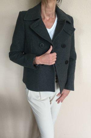 Polo Ralph Lauren Pea Jacket anthracite wool