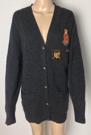 Polo Ralph Lauren, Cardigan, Charcoal, XL, Merino/Cashmere , neu, € 500,-