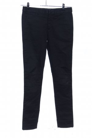 Polo Ralph Lauren Chinohose schwarz Casual-Look