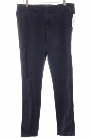 Polo Ralph Lauren Chinohose dunkelblau Casual-Look