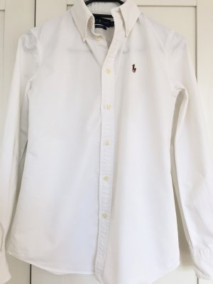 Polo Ralph Lauren Custom-Fit Baumwoll-Oxfordhemd