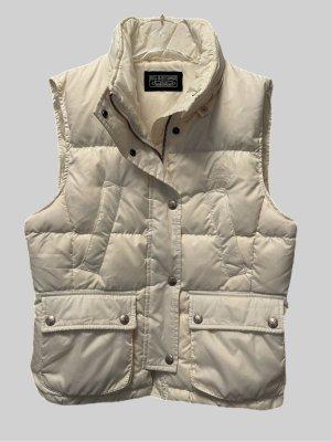 Polo Jeans Co. Ralph Lauren Chaleco de plumón blanco