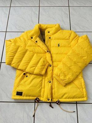 Polo Ralph Lauren Kurtka puchowa żółty Wełna