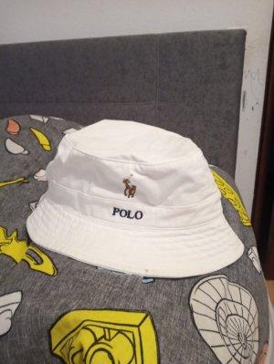 Polo Ralph Lauren Cappello in tessuto bianco