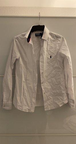 Polo Ralph Lauren Long Sleeve Shirt white