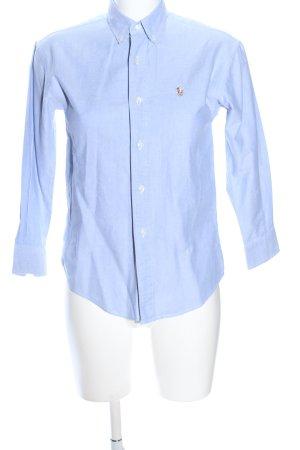 Polo Ralph Lauren Hemd-Bluse blau Business-Look