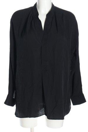 Polo Ralph Lauren Hemd-Bluse schwarz Casual-Look