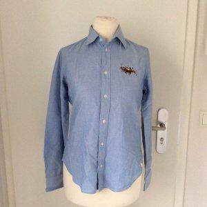 Polo Ralph Lauren Hemd/ Bluse blau