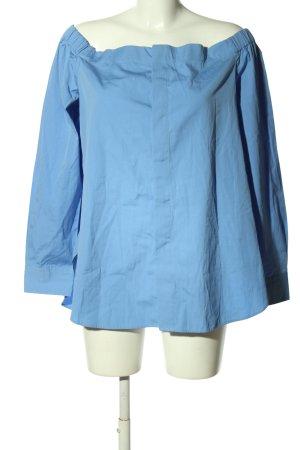 Polo Ralph Lauren Koszulowa bluzka niebieski W stylu casual