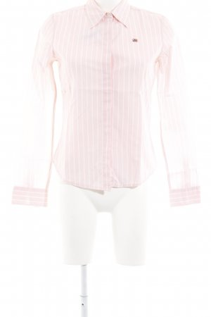 Polo Ralph Lauren Shirt Blouse pink-white striped pattern casual look