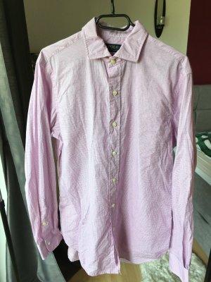 Polo Ralph Lauren Herrenhemd rosa kariert
