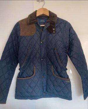 Polo Ralph Lauren Fleece jack donkerblauw-staalblauw