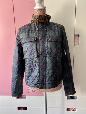 Polo Ralph Lauren Jacke dunkelblau dunkelgrün braun Größe S