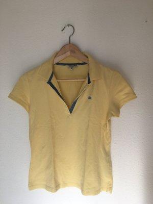 Polo Jeans Co. Ralph Lauren Koszulka polo bladożółty-chabrowy