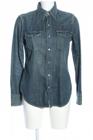 Polo Ralph Lauren Denim Shirt blue casual look