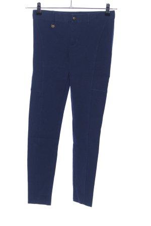 Polo Ralph Lauren Jeggings blau Business-Look