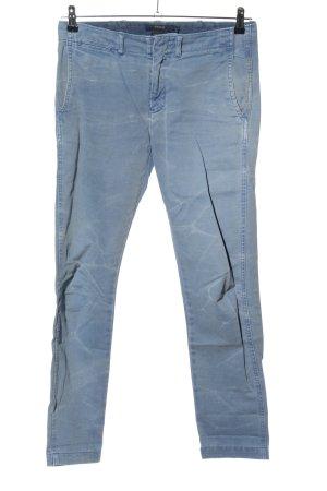 Polo Ralph Lauren Chinohose blau Casual-Look