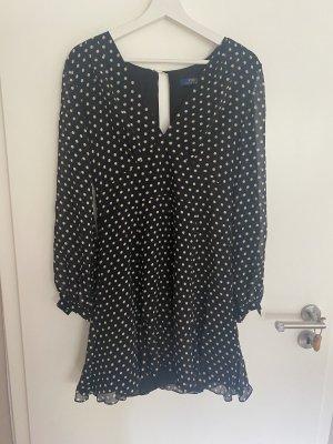 Polo Ralph Lauren Longsleeve Dress black-white