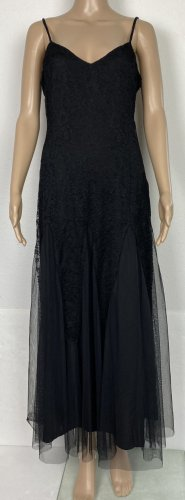 Polo Ralph Lauren, Kleid, schwarz, Gr. 34 (US 4), Nylon/Polyester, neu, € 750,-