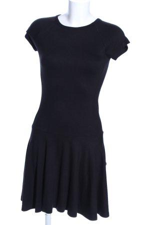 Polo Ralph Lauren Kurzarmkleid schwarz Casual-Look