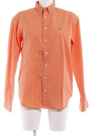 Polo Ralph Lauren Langarmhemd apricot schlichter Stil