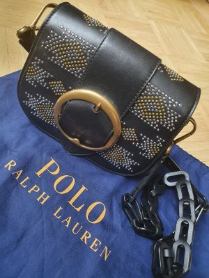 Polo Ralph Lauren Handbag black-gold-colored