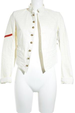 Polo Ralph Lauren Militaryjacke creme klassischer Stil