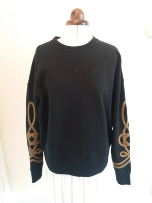 *Polo Ralph Lauren* Neu Sweater mit Applikationen Gr. M