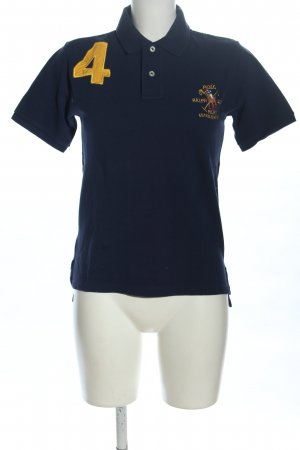 Polo Ralph Lauren Polo nero stile casual