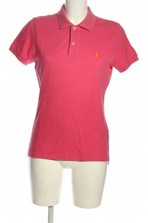 Polo Ralph Lauren Polo-Shirt pink Casual-Look