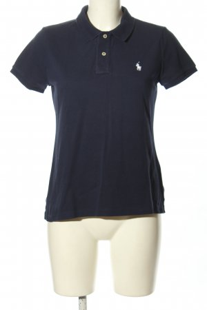 Polo Ralph Lauren Polo-Shirt blau Casual-Look