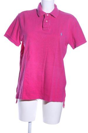 Polo Ralph Lauren Polo Shirt pink casual look