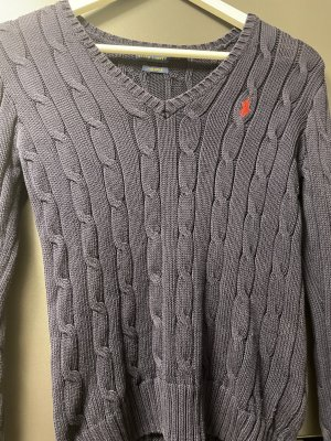 Polo Ralph Lauren V-Neck Sweater dark blue