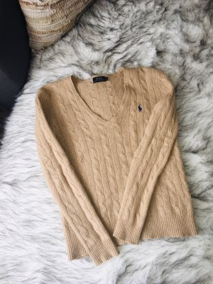 Polo Ralph Lauren Pull en laine beige