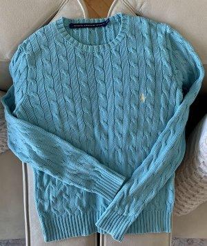 Polo Ralph Lauren Pullover türkis/blau Gr.S