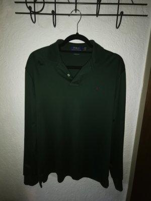 Polo Ralph Lauren Camiseta tipo polo verde oscuro