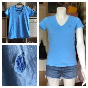 Polo Ralph Lauren Shirt blau S
