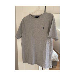 Polo Ralph Lauren Shirt Grau Dunkelblau Oversized