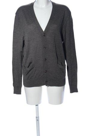 Polo Ralph Lauren Shirtjacke hellgrau meliert Casual-Look