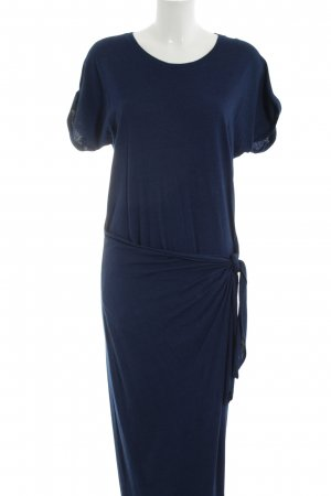 Polo Ralph Lauren Shirtkleid dunkelblau Casual-Look