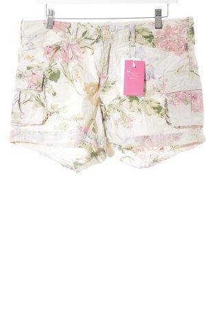 Polo Ralph Lauren Shorts mehrfarbig Romantik-Look