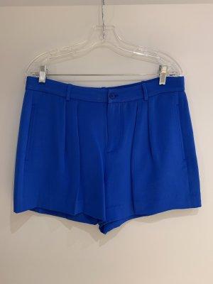 Polo Ralph Lauren Shorts blue silk