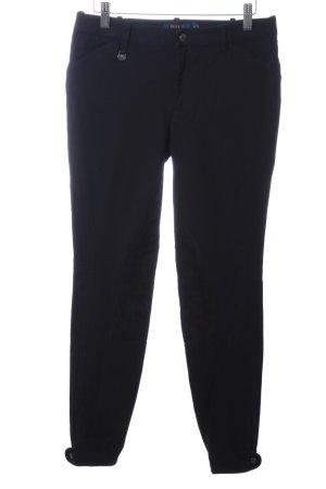 Polo Ralph Lauren Skinny Jeans schwarz Business-Look