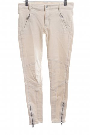 Polo Ralph Lauren Skinny Jeans creme Casual-Look